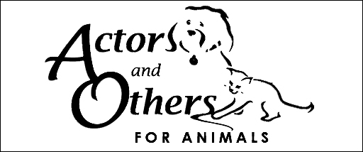 ACTORS AND OTHERS FOR ANIMALS