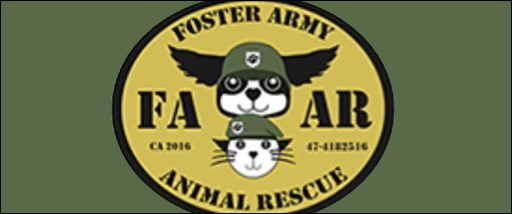 FOSTER ARMY ANIMAL RESCUE