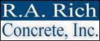 R.A. RICH CONCRETE INC